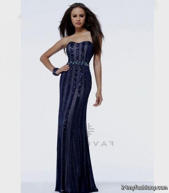 cute midnight blue prom dresses 2016-2017 » B2B Fashion