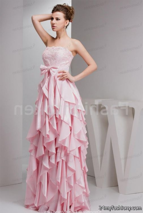 cute pink prom dresses 2016-2017 » B2B Fashion