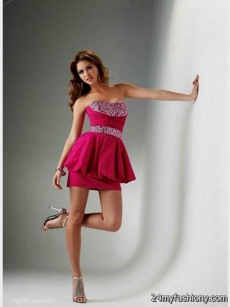 Cute Short Dresses For Juniors Photo Album - Reikian