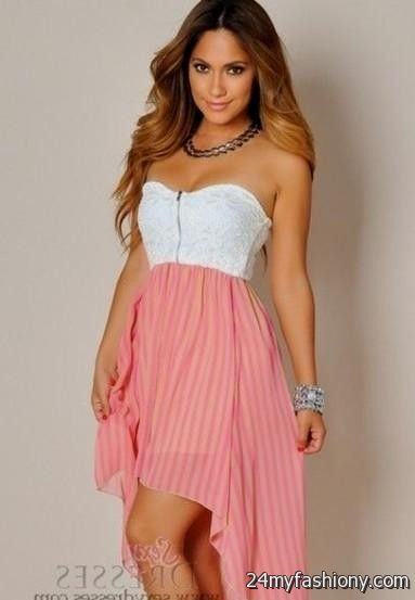 150f38797c Look your best in these sexy prom dresses! Pin it. Like! You can share  these cute short summer dresses on Facebook ...