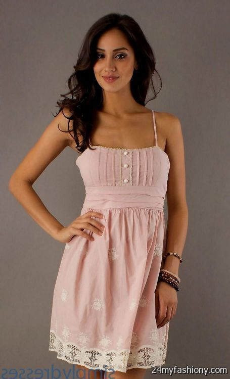 87fcbb4556 You can share these cute short summer dresses on Facebook