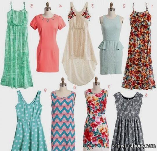 cute spring floral dresses 20162017 b2b fashion