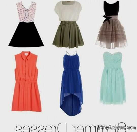 5431ba9d3a Look your best in these sexy prom dresses! Pin it. Like! You can share  these cute summer dresses on Facebook ...