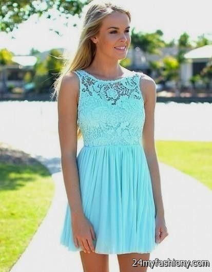cute summer dresses 2016 2017 b2b fashion