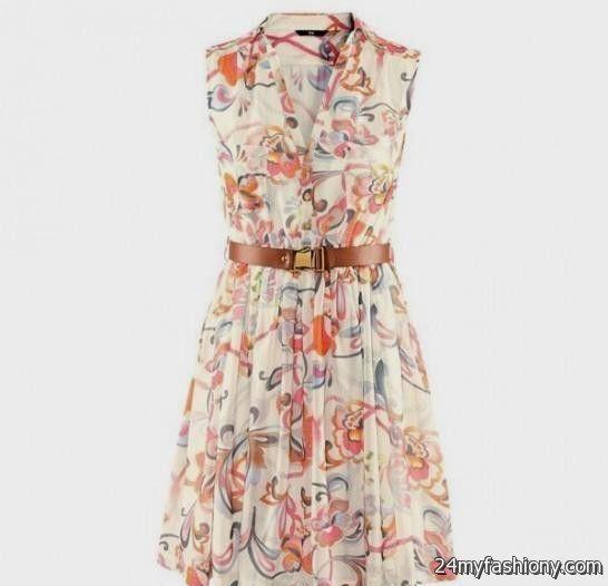 Cute summer dresses tumblr 2016-2017 | B2B Fashion