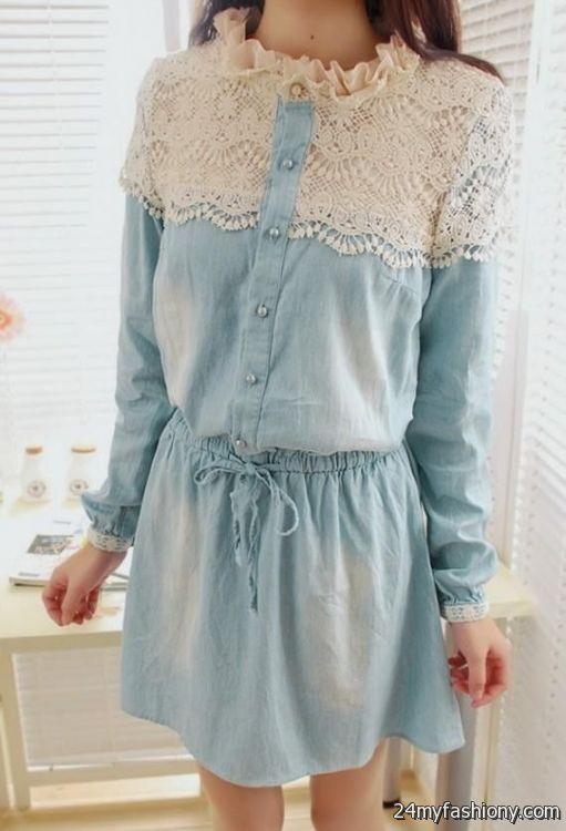 cute vintage lace dresses 2016-2017 » B2B Fashion