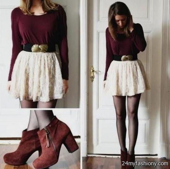 Cute Winter Dress Outfits Looks B2b Fashion