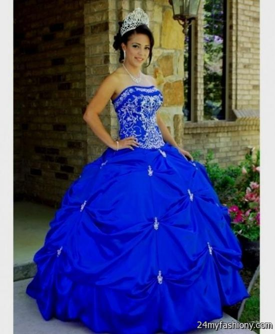 dark blue quince dresses 2016-2017 » B2B Fashion