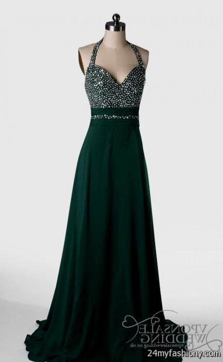 Prom Dresses In Emerald Green 80
