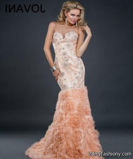 dark peach prom dresses 2016-2017 » B2B Fashion
