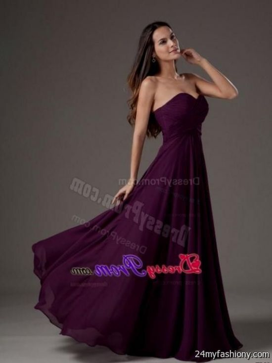 dark purple prom dresses - Dress Yp