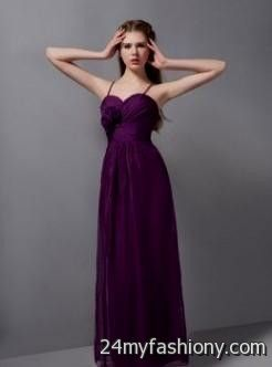 dark purple prom dresses 2016-2017 » B2B Fashion