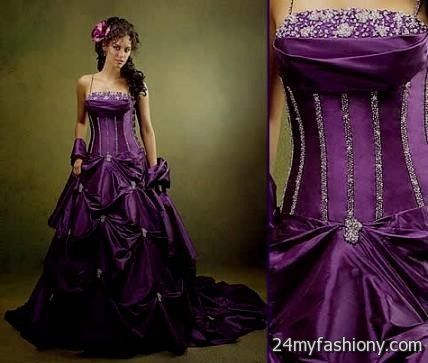 Dark purple wedding dresses 2016 2017 b2b fashion you can share these dark purple wedding dresses on facebook stumble upon my space linked in google plus twitter and on all social networking sites you junglespirit Gallery