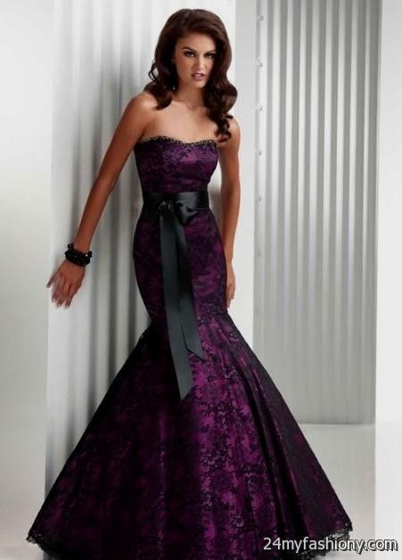 Affordable Junior Prom Graduation Plus Size Formal Dresses You Can Share These Dark Purple Wedding