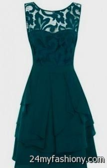 93cbb04ccb2b You can share these dark teal casual dress on Facebook, Stumble Upon, My  Space, Linked In, Google Plus, Twitter and on all social networking sites  you are ...