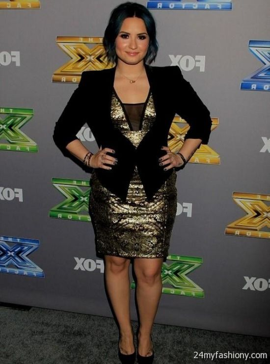 the gallery for gt demi lovato red carpet dresses 2014