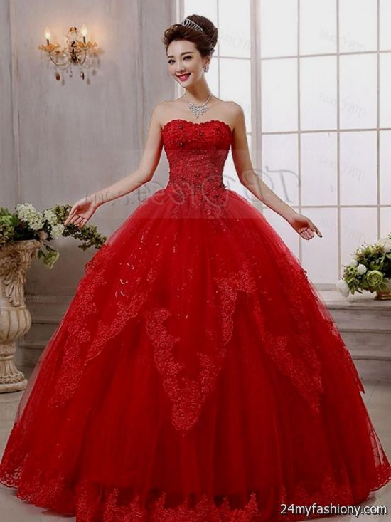 Designer evening gowns for wedding reception 2016-2017 | B2B Fashion
