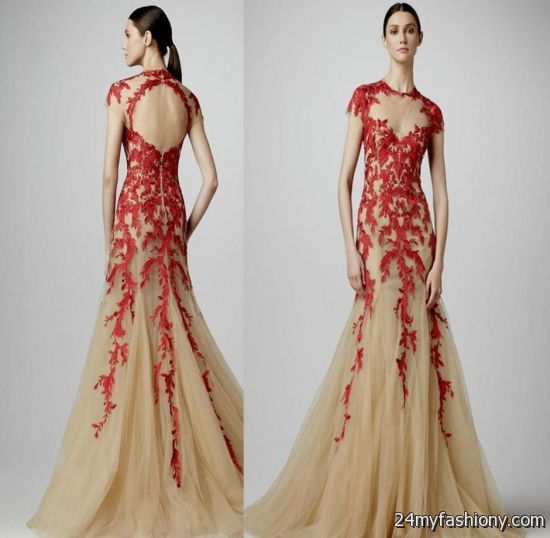 Designer Vintage Evening Gowns Looks B2b Fashion