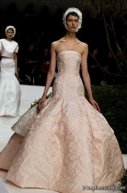 Dior wedding dresses 2018