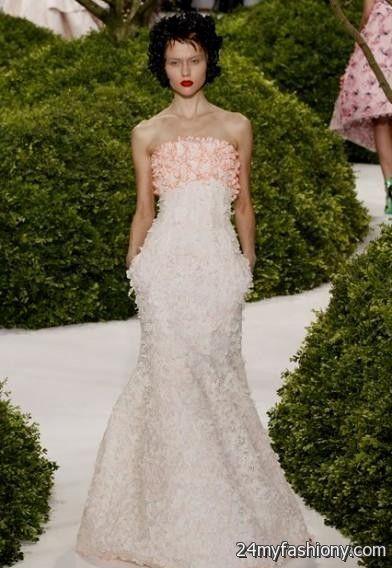 Best Dior evening gowns 2017-2018 » B2B Fashion