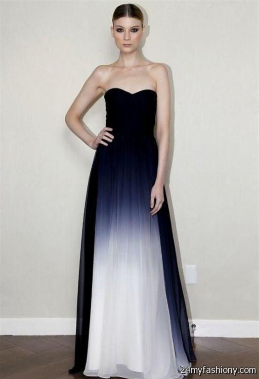Dye Prom Dresses