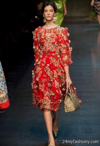 Dolce And Gabbana Gowns Looks B2b Fashion