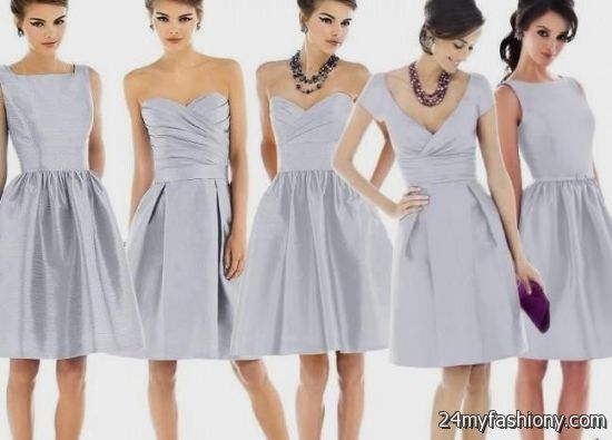 773f9b16d07 Look your best in these sexy prom dresses! Pin it. Like! You can share  these dove grey bridesmaid dresses on Facebook ...