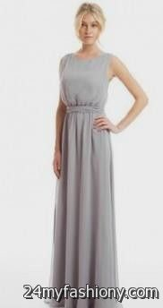 85ce9253abd You can share these dove grey bridesmaid dresses on Facebook