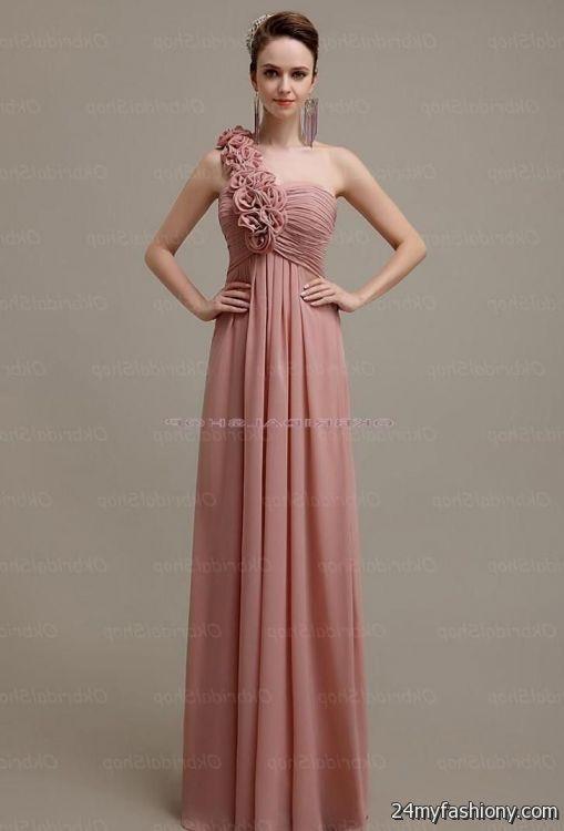 Dusty Pink Dress Looks B2b Fashion