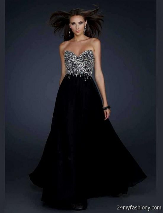 edgy prom dresses - photo #9