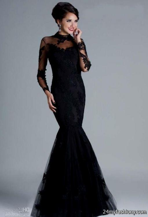 elegant black dresses 20162017 b2b fashion