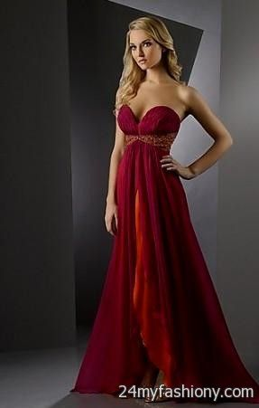 Elegance prom dresses