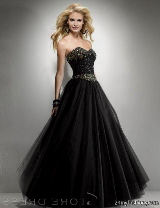 elegant prom dress 2017-#11