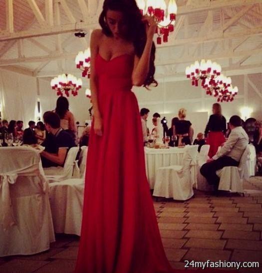 elegant red dress tumblr 20162017 b2b fashion