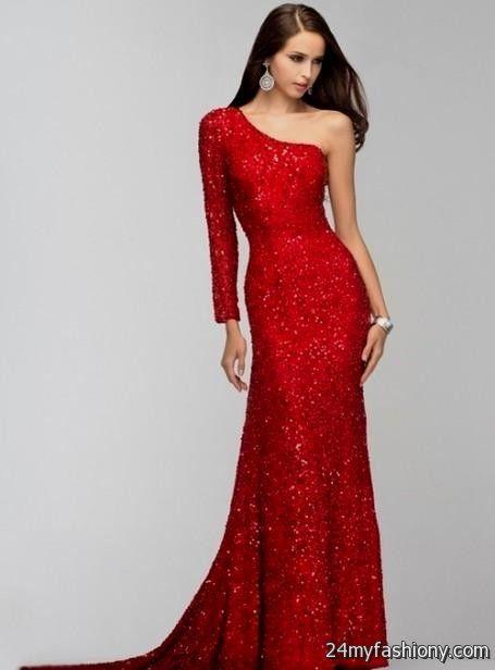 elegant red dress tumblr 2016-2017 » B2B Fashion