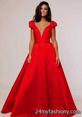 elegant red prom dresses 2016-2017 » B2B Fashion