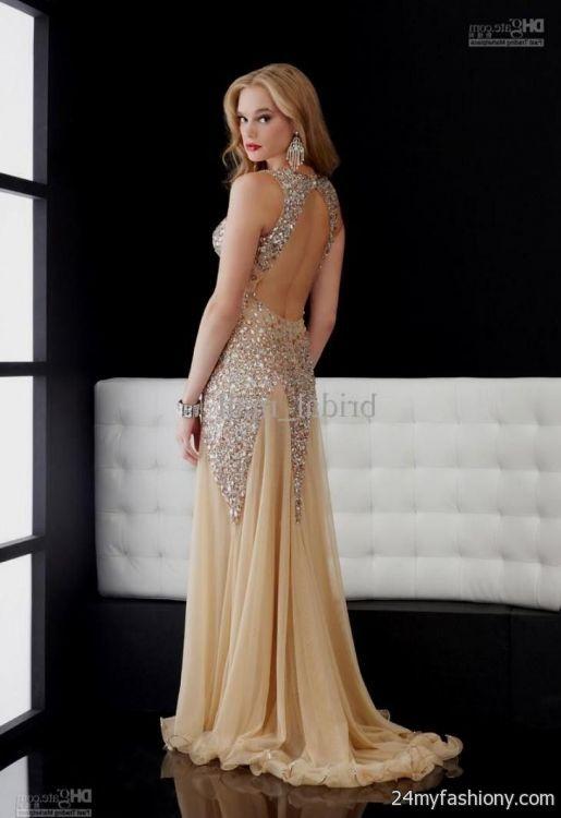 Sexy classy prom dresses