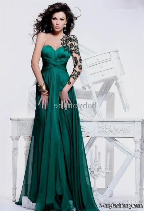 emerald green prom dress 2016-2017 » B2B Fashion