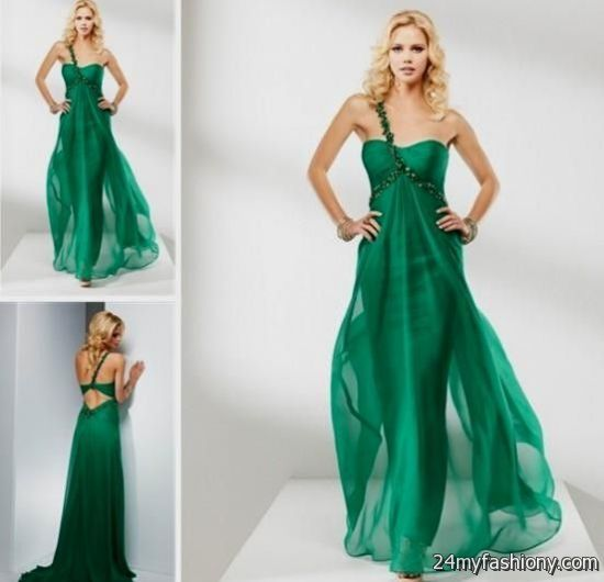 Prom Dresses In Emerald Green 119