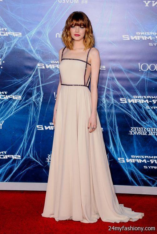 Emma stone dresses 2016 2017 b2b fashion for Tile fashion 2016