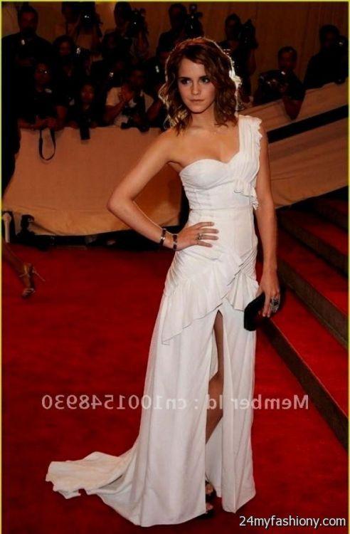Emma Watson Dresses Prom Looks B2b Fashion