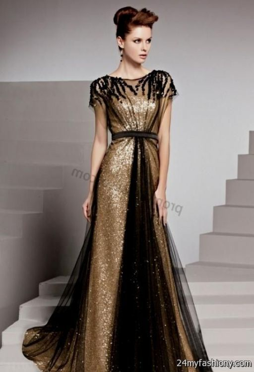 Evening dresses trends 2017-2018 | B2B Fashion