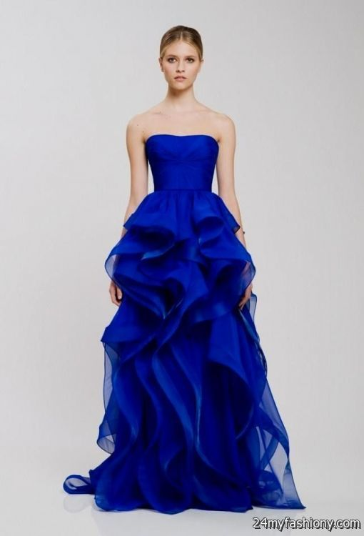 evening gowns trends 2...