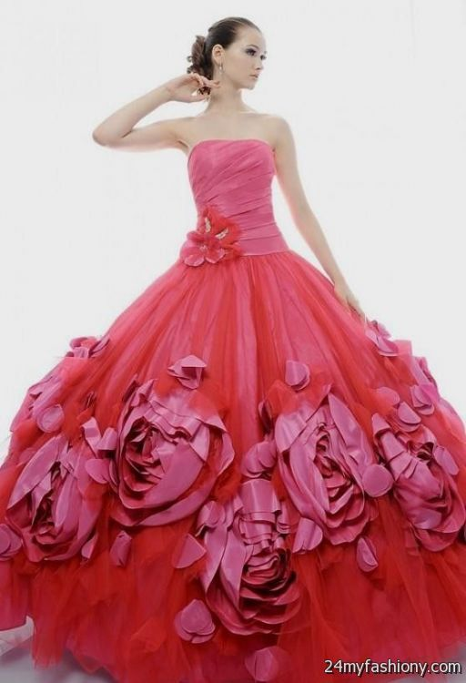 extravagant prom dresses 2016-2017 | B2B Fashion