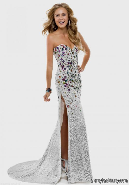 Fancy Prom Dresses 25