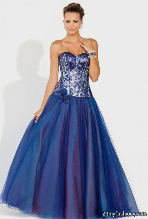 fancy prom dresses 2016-2017 » B2B Fashion