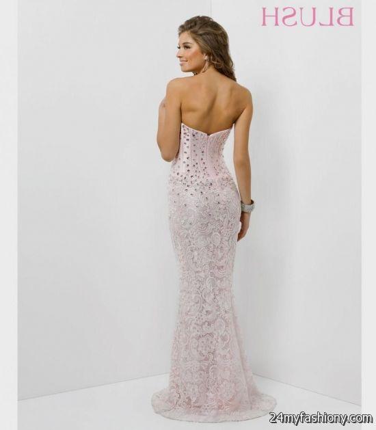 High fashion prom dresses 2018