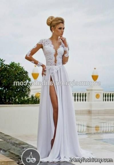 0fdd632dcf6d Long Flowy White Beach Dress - Dress Foto and Picture