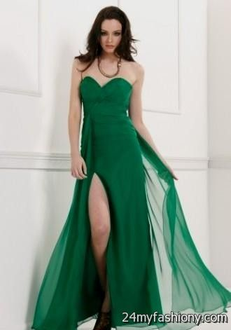 forest green prom dress 2016-2017 » B2B Fashion
