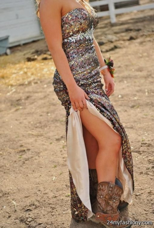 formal dresses with cowboy boots 20162017 b2b fashion